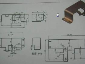 Proe实体建模经典练习题(二)