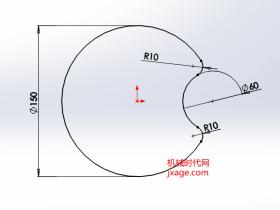SolidWorks拉伸凸台和拉伸切除特征(一)