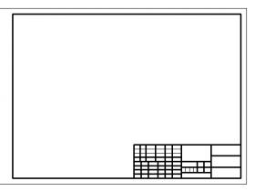 Proe创建工程图格式文件的方法