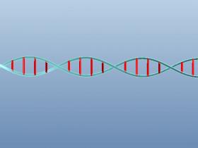 Proe创建DNA模型