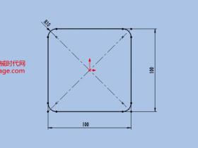 SolidWorks异形弹簧的绘制方法