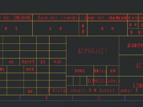 Creo2.0国标零件和装配体模板以及工程图格式文件下载