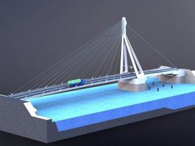 Solidworks大桥模型下载