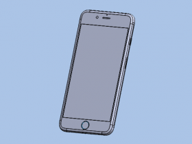 Solidwork苹果手机iphone7plus模型下载