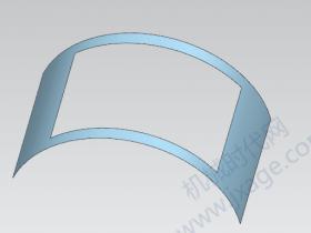 NX建模(26):NX通过曲线网格命令如何使用?