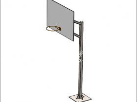 SolidWorks Simulation 有限元分析实例练习(20):混合网格分析