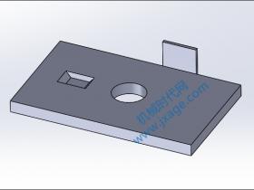 SolidWorks如何修改中性零件?移动面的介绍