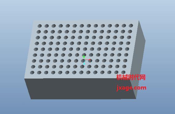 Proe尺寸阵列如何使用?