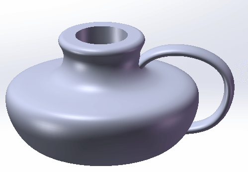 SolidWorks扫描和扫面切除特征(一)