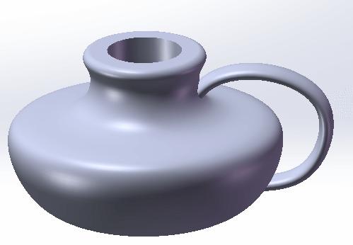 SolidWorks扫描和扫面切除特征(一)