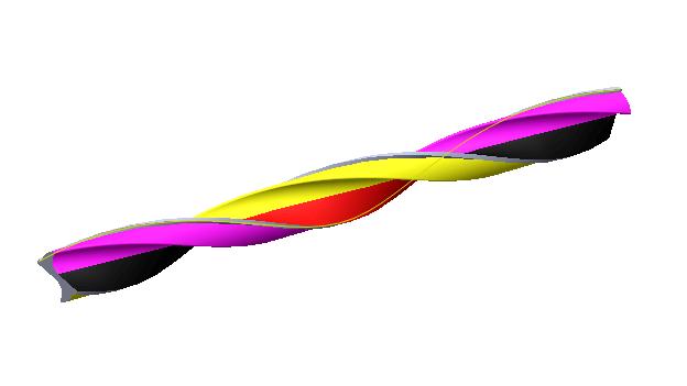 Solidworks如何创建麻花钻?