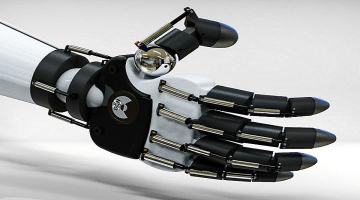 Solidworks机械手模型下载