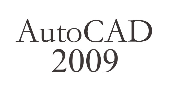 AutoCAD2009软件中文32位和64位破解版下载