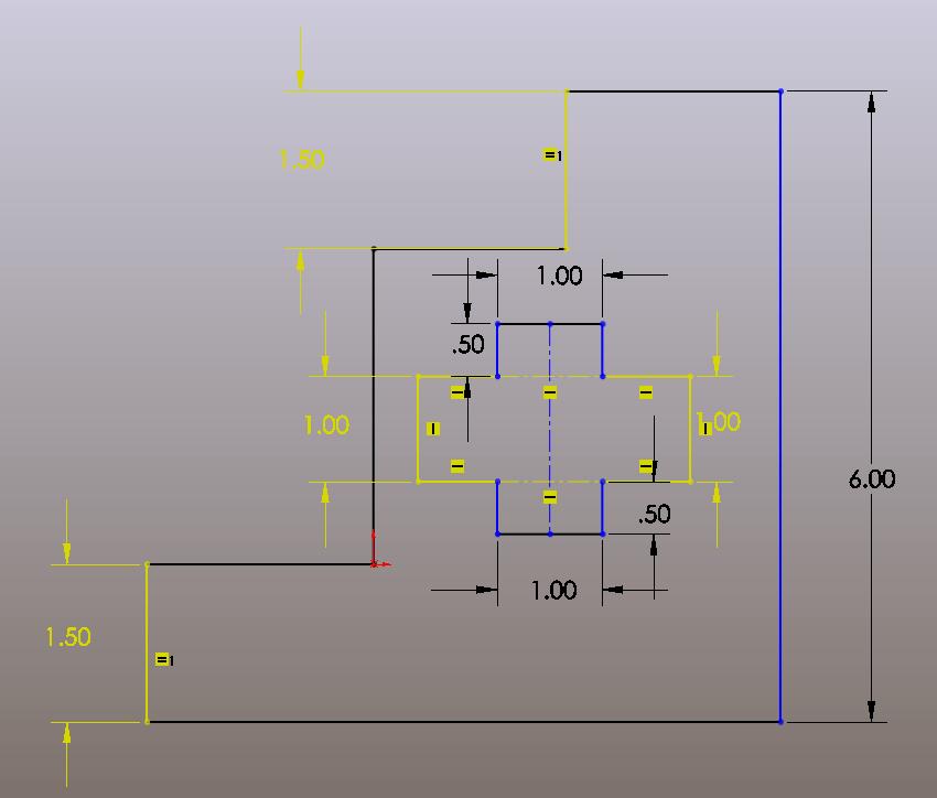 关于使用Solidworks绘制草图的建议