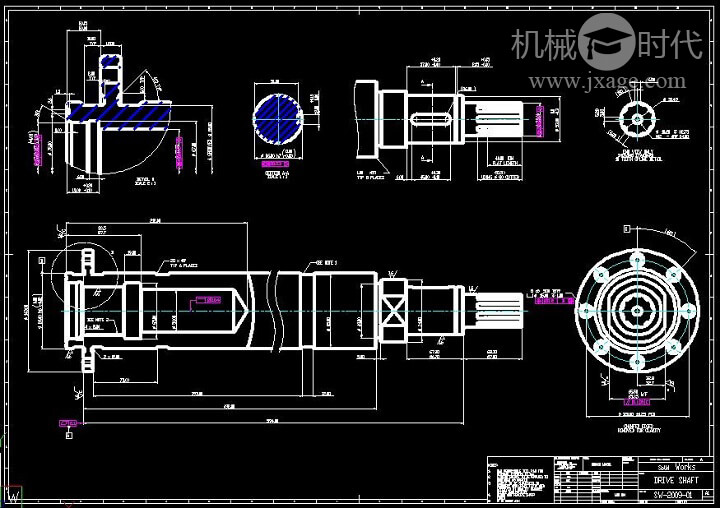 Solidworks导出DWG/DXF时如何设置图层映射(含模板)?