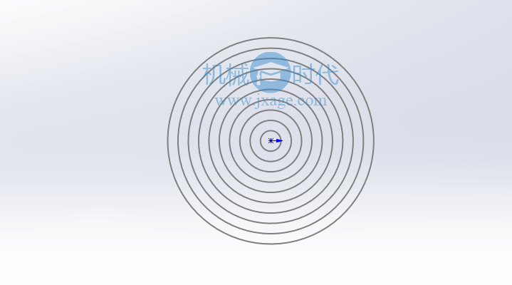 SolidWorks如何使用缩放实体比例?