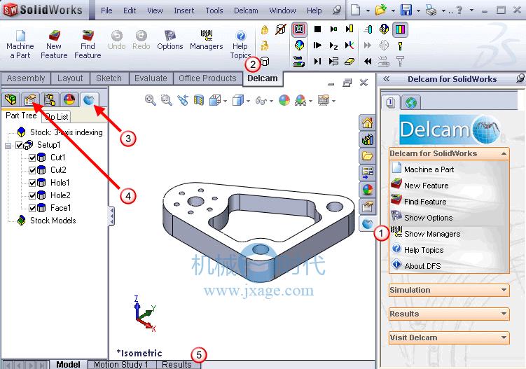 SolidWorks加工插件Delcam安装破解教程