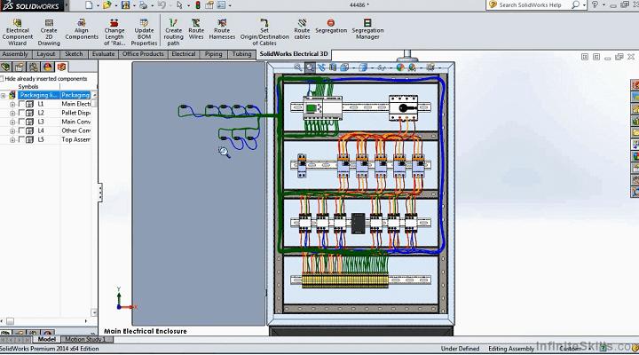 Solidworks电气视频教程(英文)