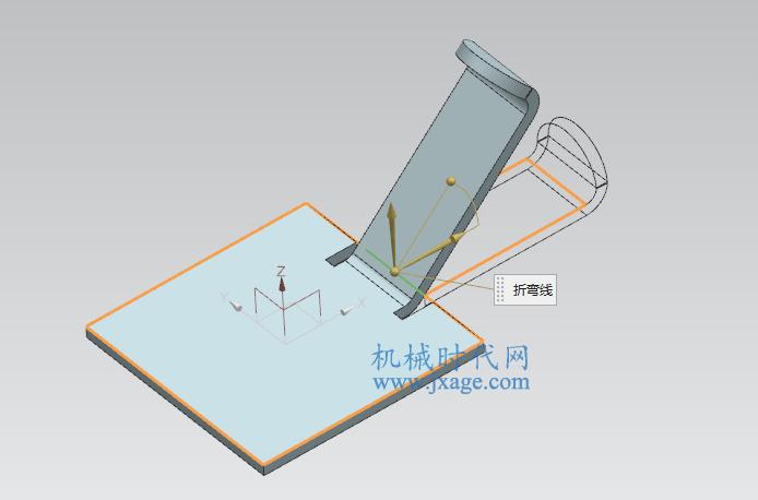 UG钣金(4):钣金折弯之折弯