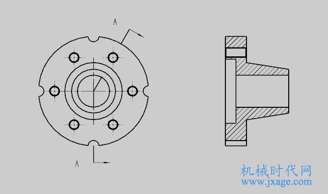 NX制图(4):NX工程图模块之剖视图相关命令的用法(一)