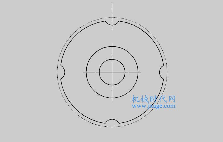 NX制图(11):如何创建各种中心线?(一)