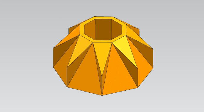 NX经典建模练习题