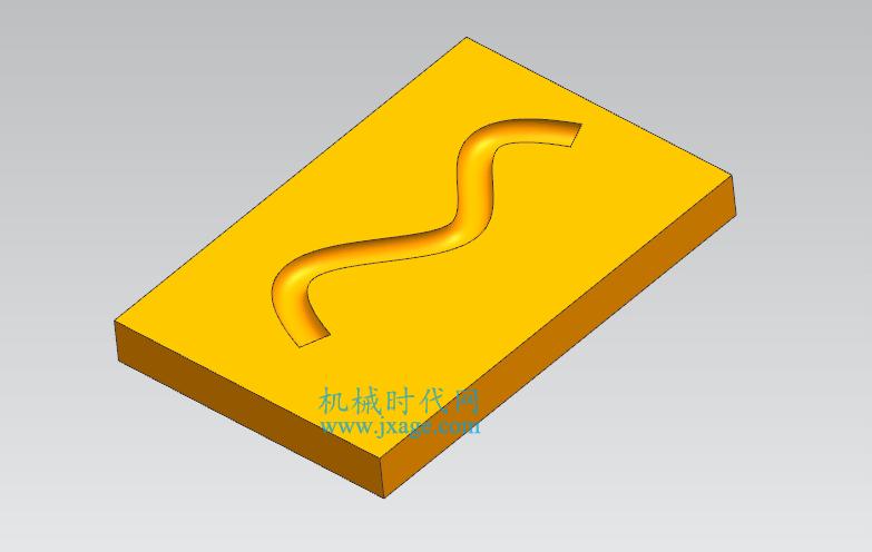 NX建模(17):阵列几何特征的用法