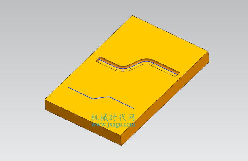 NX建模(13):沿引导线扫掠和管道