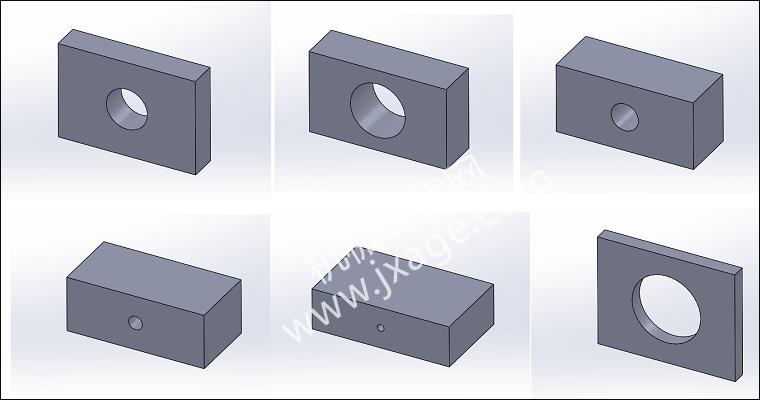 SolidWorks如何通过设计表创建多个零件配置?