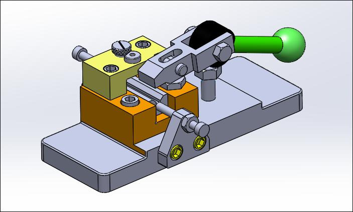 SolidWorks动画教程(5):制作装配体爆炸动画
